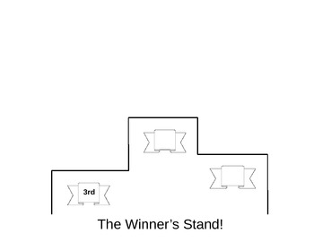 Elapsed Time: The Winner's Stand