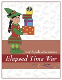 Christmas Math Game – Elapsed Time War