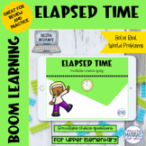 Elapsed Time Word Problems | Boom Learning℠