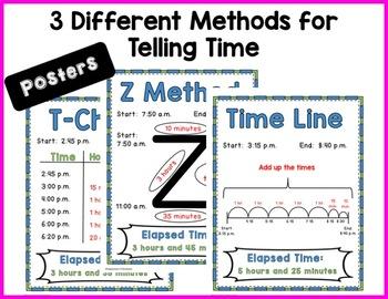 Elapsed Time Worksheets by Happenings in Elementary | TpT