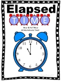 Elapsed Time Worksheets NO PREP