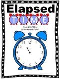 Elapsed Time Worksheets NO PREP