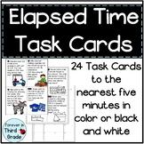 Elapsed Time for Third Grade