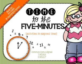 Elapsed Time in 5-Minute Increments