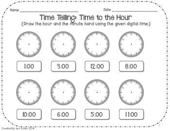 Elapsed Time in Hours FREEBIE