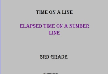 Elapsed Time on a Line Activeboard Flipchart