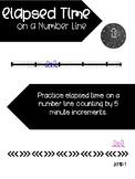 Elapsed Time on a Number line
