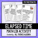 Elapsed Time (to the minute) Math Lib
