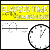 Elapsed Time with Number Lines