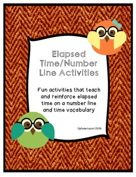 Elapsed Time with Timelines