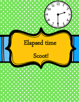 Elapsed time Scoot!