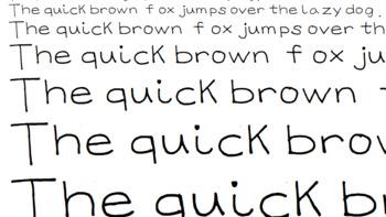 Elated Elizabeth Hand-Drawn Font