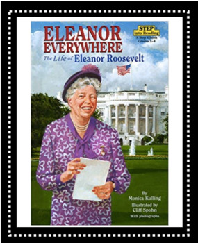 Eleanor Everywhere Comprehension Packet
