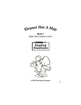 Eleanor Has A Map....Lesson 1