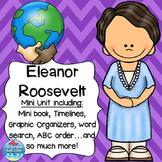 Eleanor Roosevelt Mini Unit