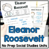 Eleanor Roosevelt Facts and Timelines