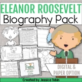 Eleanor Roosevelt Biography Pack