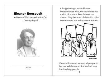Eleanor Roosevelt Book