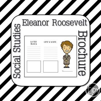 Eleanor Roosevelt Brochure