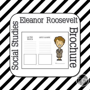 Eleanor Roosevelt Brochure