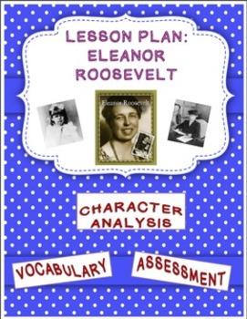 Eleanor Roosevelt Lesson Plan and Prezi