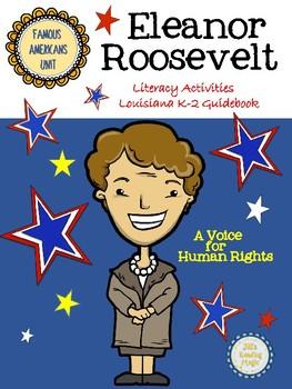 Eleanor Roosevelt Literacy Activities for Louisiana K-2 Guidebook