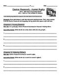 Eleanor Roosevelt - Main Idea and Text as Evidence 3.RI.1 3.RI.2
