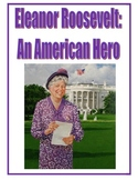 Eleanor Roosevelt Packet: Reading Comprehension, Study Guide & Test