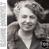Eleanor Roosevelt PebbleGo Research
