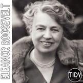 Eleanor Roosevelt PebbleGo Research