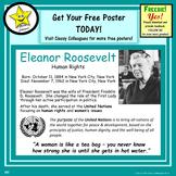 Eleanor Roosevelt Poster