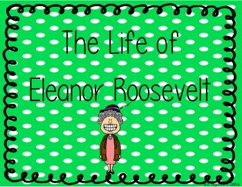 Eleanor Roosevelt Read Aloud and Activity