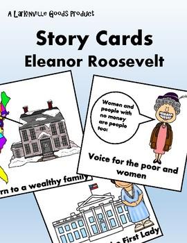 Eleanor Roosevelt Story Cards