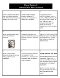 Eleanor Roosevelt - Student Choice Board