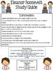 Eleanor Roosevelt Study Guide