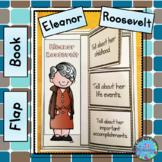 Eleanor Roosevelt Writing Women's History Month Bulletin Board