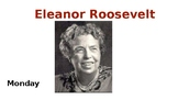 Eleanor and Amelia Earhart Powerpoint- Famous Americans Guidebook Unit
