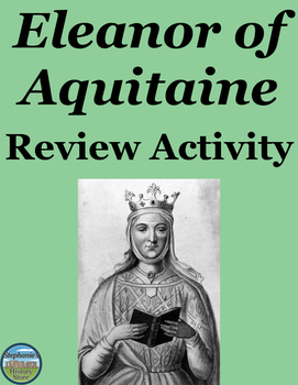 Eleanor of Aquitaine Timeline Review