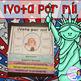 Elección Presidencial 2016 con Manualidad: Vota por Mi! incluido