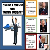 "Presidential Election / Voting - ""Mystery Candidates"" - Trump & Clinton Included"