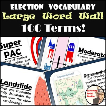 """Presidential Election / Voting - """"Mystery Candidates"""" - Trump & Clinton Included"""