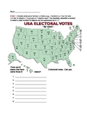 Election 2012: Electoral College Lesson on Repeating Addit