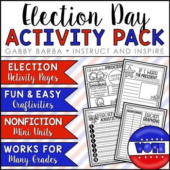 Election 2016 Activities