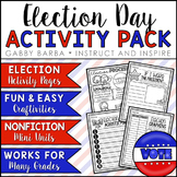 Election 2016 Activities