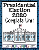 Election 2020 Complete Unit Bundle: Activities, Templates & Projects
