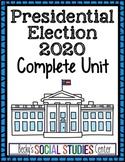 Election 2020 Complete Unit Bundle: Activities, Templates & Projects