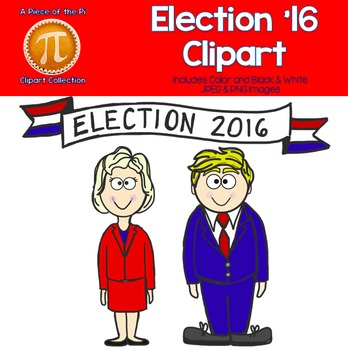 Election 2016 Clipart
