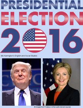 Presidential Election 2016: Common Core Current Event Debate - Clinton Trump