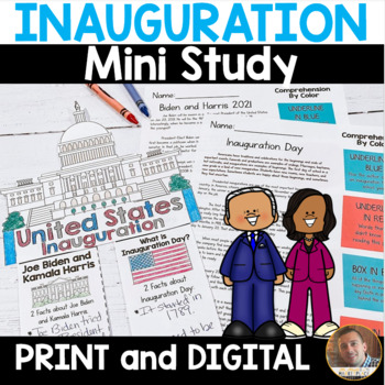 Election 2016 Flip Book: An Interactive Activity for Grades 2-5