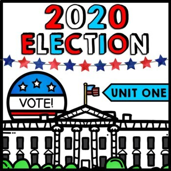 Election 2016 - Hillary Clinton and Donald Trump - Unit 1 - Special Education